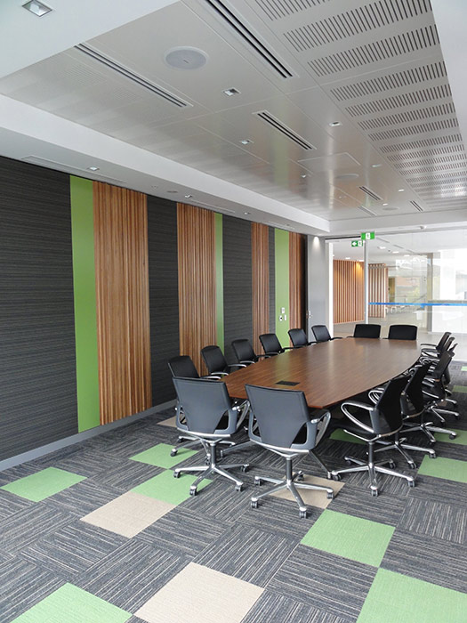Commercial Timber Work