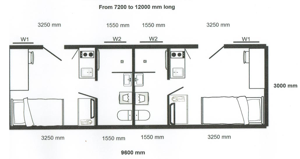 cabin floor plans. Cabin-Pods-F-Plan-02 Cabin Floor Plans