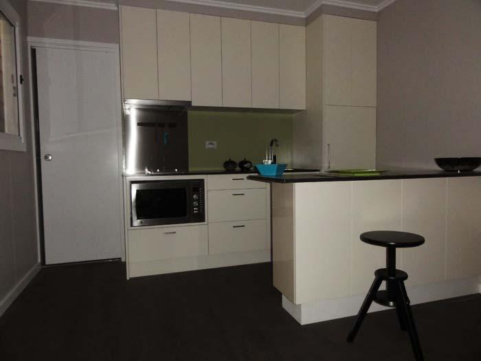 Crescent -Studio Kitchen