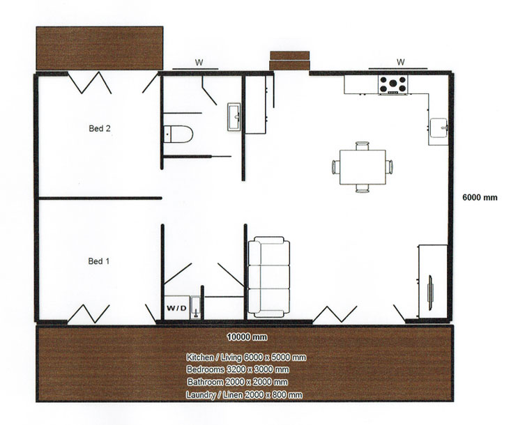 Putney Floor Plan A