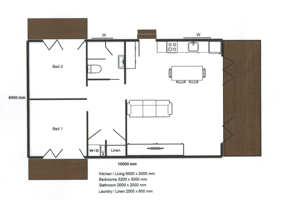 Putney Floor Plan B
