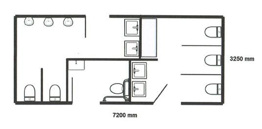 Amenities floor plans 2